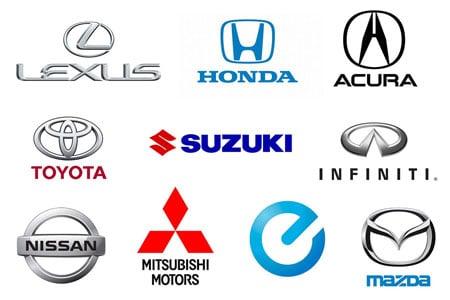 Jenama Kereta Jepun Semua Pengeluar Automotif Jepun