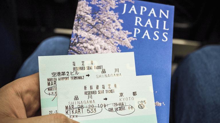Cara Membeli JR Pass Di Jepun